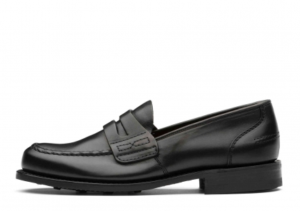 Loafers Neston Michigan Calf Black